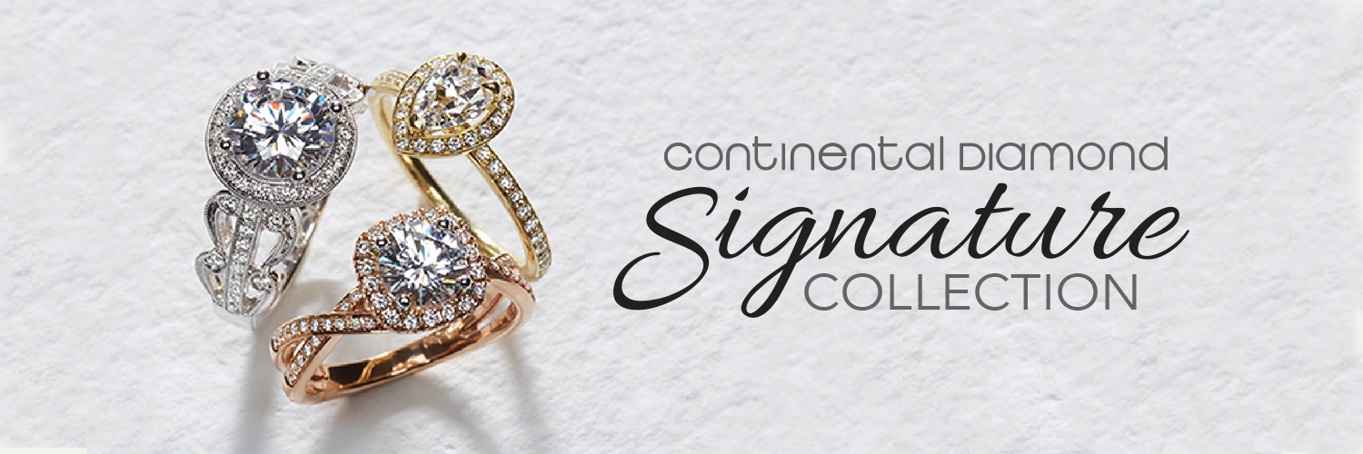 Continental Diamond Signature Collection